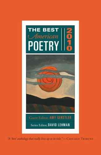 Alabama Literary Review editor Bill Thompson gives me props on The Best American Poetrywebsite