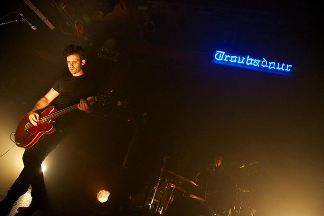 Last Night On Earth with Black Rebel Motorcycle Club at The Troubadour 12/21/12 «Rekwired