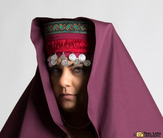 Armine Iknadossian - About - Photo By Tess. Lotta